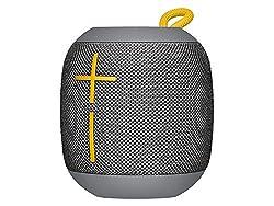 Un Son Puissant: L'enceinte Bluetooth étanche Ultimate Ears Wonderboom produit un son puissant, rempli de basses intenses et élégantes grâce à sa plage de fréquences allant de 80 à 20 khz; Niveau sonore maximum: 86 dBC 10 h d'Autonomie: Cette enceint...
