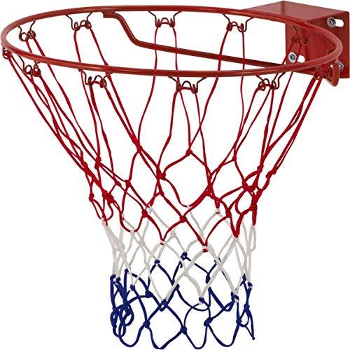 Pro Touch Jungen Harlem Bb Ring Basketballkorb, Red, 2