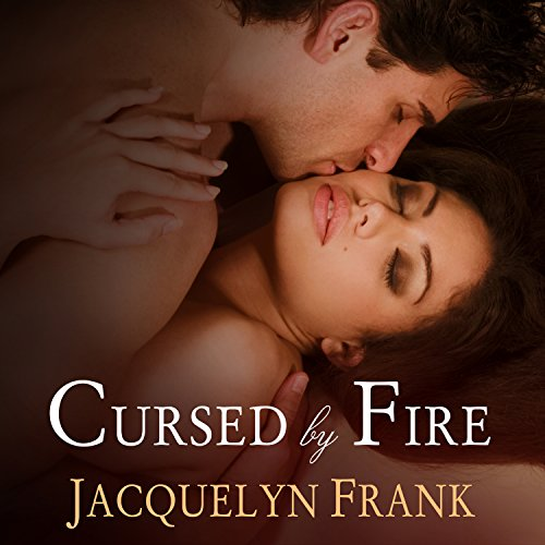 Cursed by Fire audiobook cover art