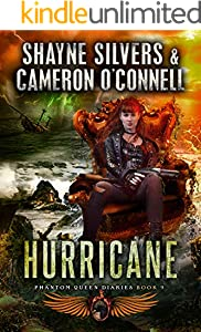 Hurricane: Phantom Queen Book 9 - A Temple Verse Series (The Phantom Queen Diaries)