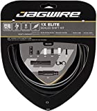 Jagwire 1 x Elite Sealed Shift Kit Guaina e Cavi per Deragliatore Adulto, Unisex, Nero, Taglia Unica