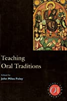 Teaching Oral Traditions (Options for Teaching, 13)