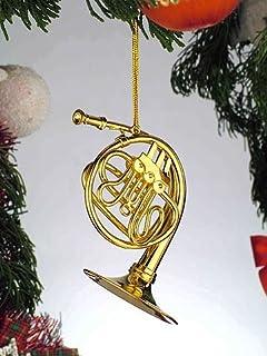 MindaMusic Gold Music تزئین آلات موسیقی شاخ فرانسوی جدید