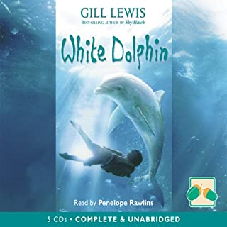 White Dolphin                   By:                                                                                                                                 Gill Lewis                               Narrated by:                                                                                                                                 Penelope Rawlins                      Length: 6 hrs and 21 mins     3 ratings     Overall 3.7