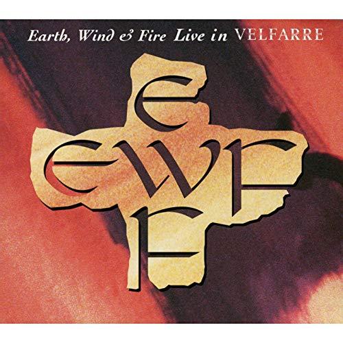 Fantasy (EARTH, WIND & FIRE LIVE IN VELFARRE_1995.4.20)