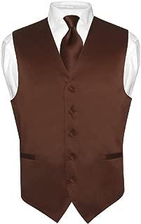 Best chocolate brown tuxedo vest Reviews