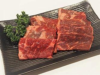 [冷凍] アメリカ産ブラックアンガス牛ザブトン200g(焼肉、BBQ、カットステーキなど)
