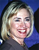 Celebrity Photos Hillary Clinton Closed Up Portrait Photo