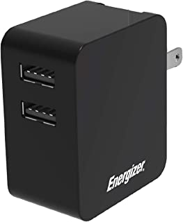 Premier Energizer Ultimate Energizer Quad USB Wall Charger - 4.9A - Black