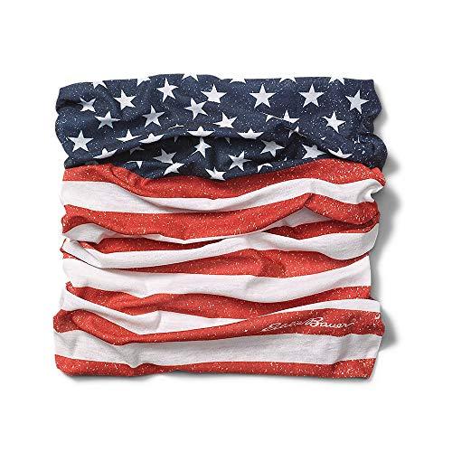 Eddie Bauer Mens Multiclava, Flag Regular ONE Size
