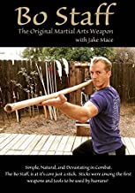 Bo Staff DVD The Original Martial Arts Weapon By Jake Mace