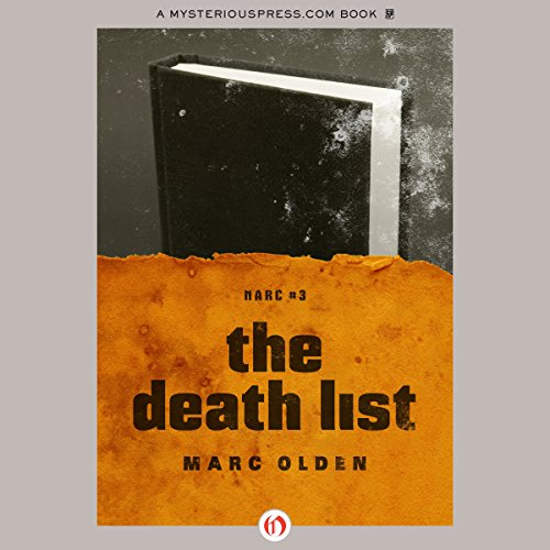 The Death List audiobook cover art
