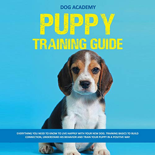 Puppy Training Guide cover art