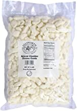 product image for Ellsworth Natural White Cheddar Cheese Curds, 5 Pound -- 6 per case.