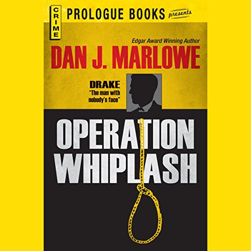 Operation Whiplash audiobook cover art