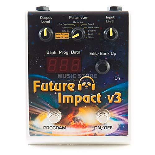 Panda Audio Future Impact v3 Bass/Guitar Synth Effects Pedal