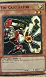 Yu-Gi-Oh! - The Calculator (DEM1-EN012) - Demo Pack - Edition - Common