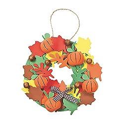 Girl Scout Thanksgiving craft kits