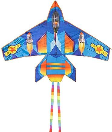 Accesorios de Cometa Carrete Profesional de Kite Line con devanado de Bobina al Aire Libre Rueda de empu/ñadura con l/ínea de Vuelo Cuerda Herramientas de Vuelo con Cerradura para ni/ños y Adolescentes.