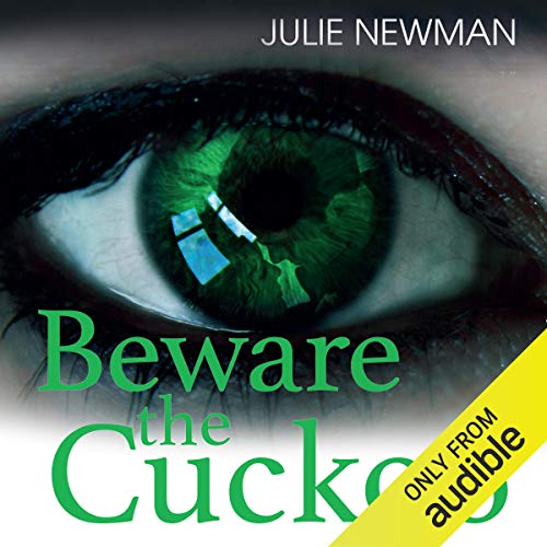 Beware the Cuckoo audiobook cover art