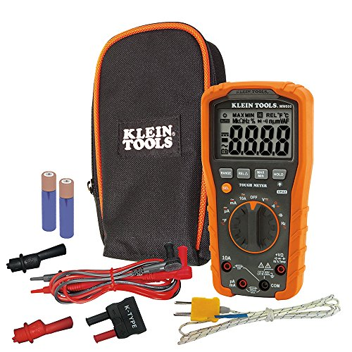 Klein Tools MM600 HVAC Multimeter, Digital Auto-Ranging...