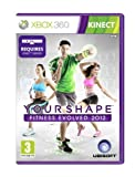 Your Shape: Fitness Evolved 2012 - Kinect Compatible (Xbox 360) [Edizione: Regno Unito]