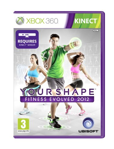 [UK-Import]Kinect Your Shape Fitness Evolved 2012 Game XBOX 360