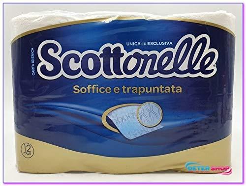 SCOTTONELLE CARTA IGIENICA 12 ROTOLI
