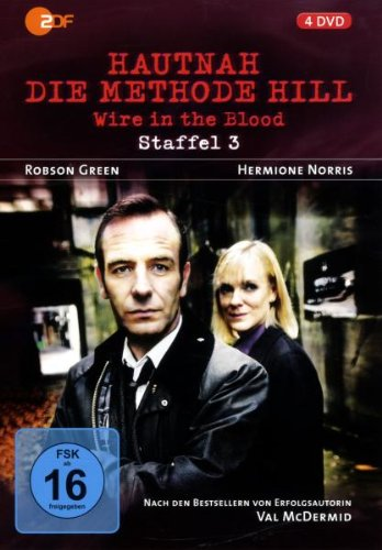 Hautnah - Die Methode Hill: Staffel 3 [4 DVDs]