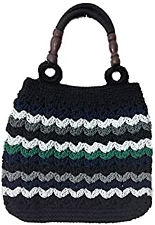 حقيبة للنساء-متعدد الالوان - مجموعة حقائب اليد