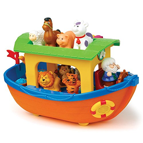 Hamleys Animal Sounds Noahs Ark by KIDDIELAND