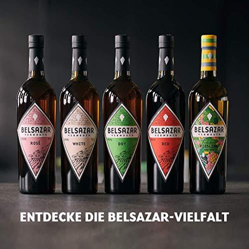 Belsazar Rose Vermouth, Rosé Wermut aus dem Schwarzwald, Aperitif (1 x 0,75 l) - 2