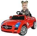 Kinder Elektroauto Mercedes Lizenziert SLS AMG Original Lizenz Kinderauto Kinderfahrzeug Elektro Spi auf rc-auto-kaufen.de ansehen