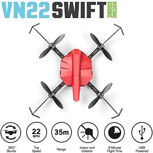 Venom 35549 VN22 Swift Racing Drone, Mixto