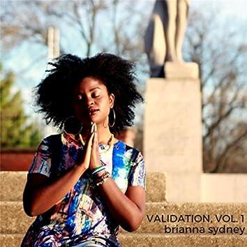 Validation, Vol. 1