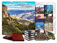 """DA CHOCOLATE キャンディ スーベニア """"メキシコ"""" MEXICO チョコレートセット 5×5一箱 (Mountains)"""