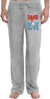 David Bowie Aladdin Sane Men's Sweatpants Lightweight Jog Sports Casual Trousers Running Training Pants