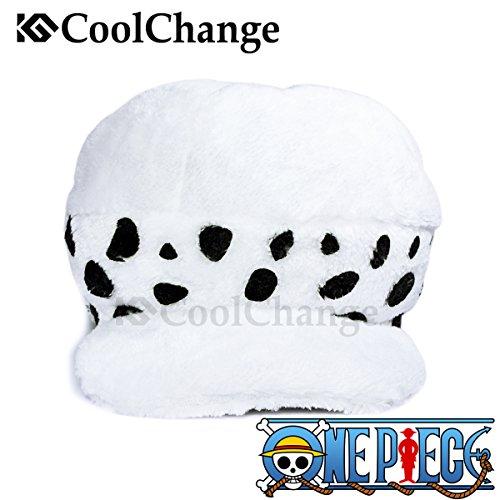 CoolChange One Piece Mütze von Trafalgar Law nach dem Zeitsprung Cosplay Kostüm
