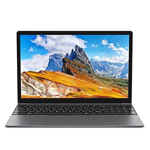 15.6 Pollici Pc Portatile, BMAX X15 Notebook Intel Gemini Lake N4120 (fino a 2,6 GHz) 8GB RAM + 256GB SSD Windows 10 Laptop 2.4GHz/5.0GHz Wifi, USB3.0, Wifi, BT 4.2, Telecamera