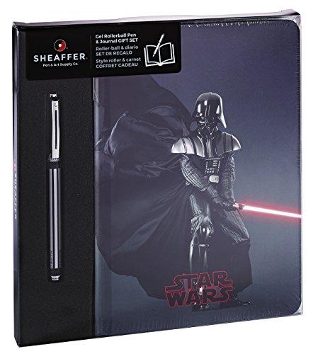 Sheaffer Geschenkset Tintenroller Pop Star Wars inkl. Notizbuch, Darth Vader