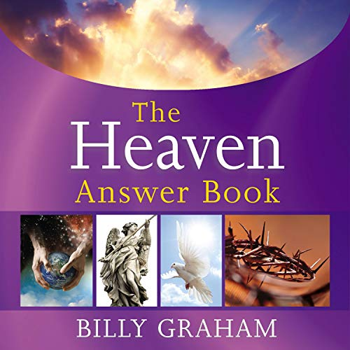 The Heaven Answer Book audiobook cover art
