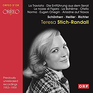 Teresa Stich-Randall: Recordings 1953-1959