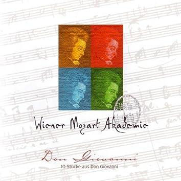10 Stücke aus Don Giovanni