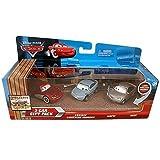 Disney / Pixar Cars Multi-Packs Radiator Springs 3-Car Gift Pack Diecast Car Set [Cruisin']