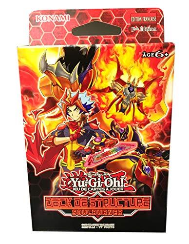 """YuGiOh cartes Structure Deck /""""Cyber Dragon Revolution/""""//Korean officielles Goods"""
