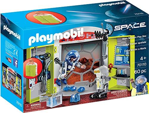 Playmobil 70110 Box y accesorios: Mission