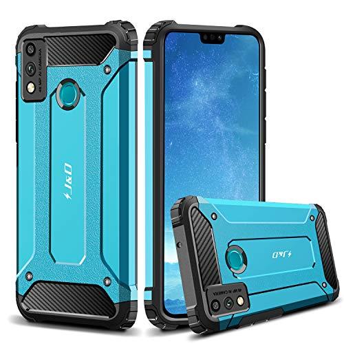 J&D Compatible para Huawei Honor 9X Lite Funda, Protecci