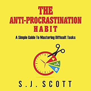 The Anti-Procrastination Habit cover art