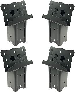 Highwild Platform Brackets Multi-Use Angle Brackets for Deer Stand Hunting Blinds, Observation Decks & Outdoor Platforms