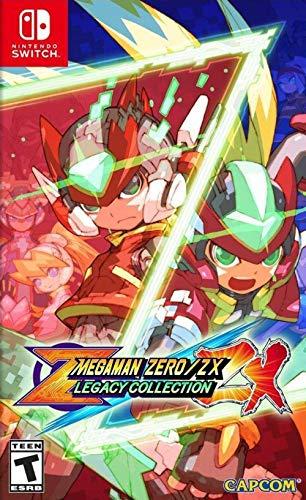 Mega Man Zero/ZX Legacy Collection for...